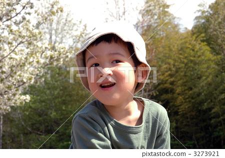 帽子微笑 3273921