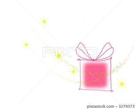 gift, present, illustration 3279373