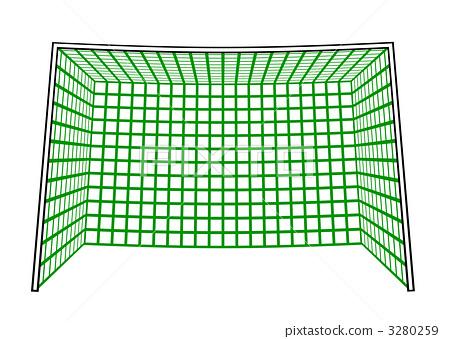 Soccer goal 3280259