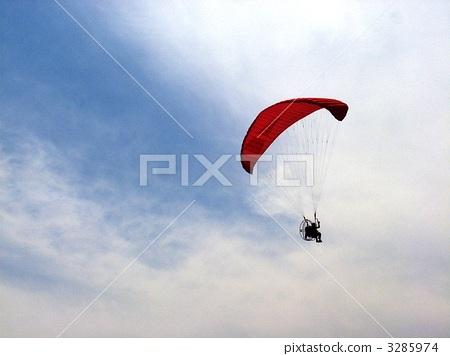 Motor Paraglider 3285974