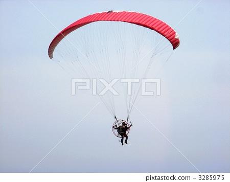 馬達滑翔傘 3285975