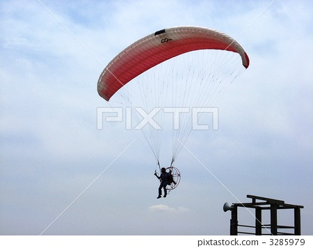 Motor Paraglider 3285979