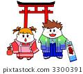 Shichigosan的庆祝活动 3300391