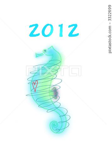 seahorse, sea horse, sea-horse 3322699
