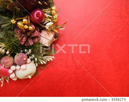 christmas wreath, ornament, ornaments 3339275