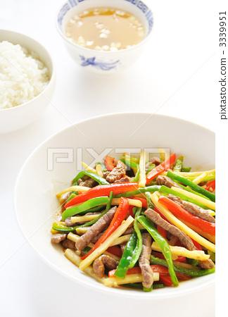 藍胡椒肉 3339951