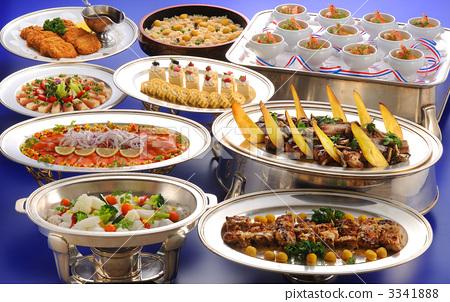 宴會美食 3341888