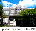 일본 교토 교토 대학 공학부 건축학 교실 본관 정면 3349199