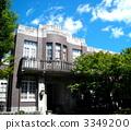 일본 교토 교토 대학 공학부 건축학 교실 본관 대각선 3349200