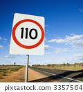 Australia speed limit sign 3357564