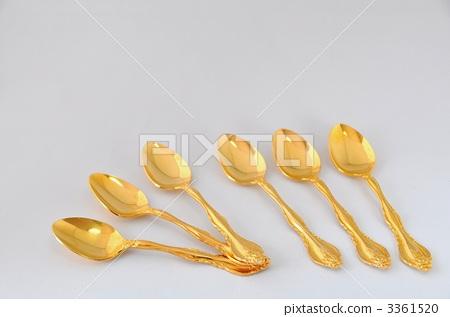 Golden teaspoon 3361520