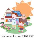 家庭 家族 家人 3368957