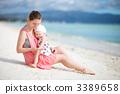 ocean, mother, family 3389658