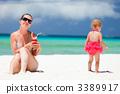 sea, ocean, mother 3389917