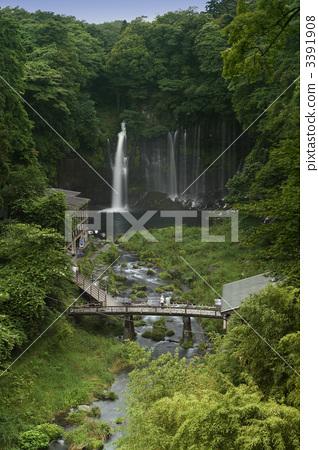 Shiraito Falls 3391908