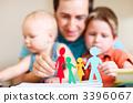 human, house, family 3396067