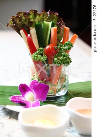 Vegetable stick 3422476
