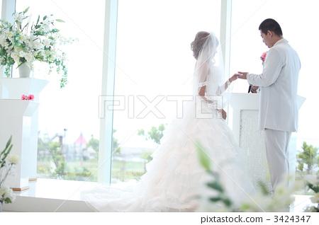 Resort wedding 3424347