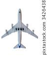 喷气式飞机 喷气式客机 出发 3426438