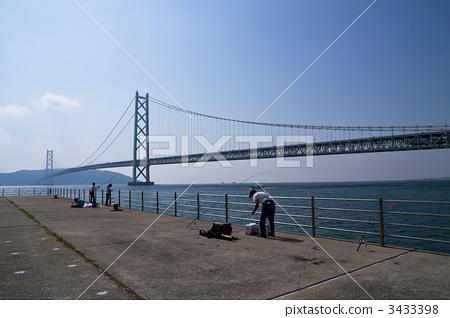 Akashi Kaikyo Bridge 3433398