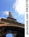 Eiffel Tower 3442678