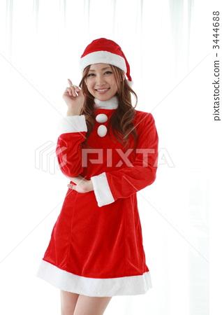 Santa Girl 3444688