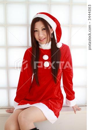 Santa Girl 3444863