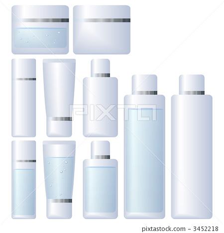 Cosmetic bottle 3452218