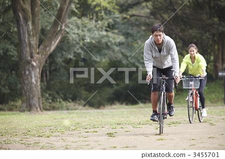 자전거, 인물, 사람 3455701