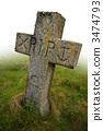 墓碑 坟墓 坟 3474793