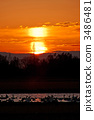 sunrise, morning sun, morning glow 3486481