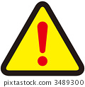 Danger signs _ Red _ 001 3489300