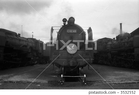 1967 년 은하 철도 999의 모델 기관차 C6248 3532552