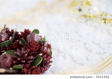 리스, 크리스마스 리스, 크리스마스리스 3541446