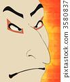 Sharaku's face 3580837