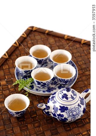 chinese tea, tea utensils, tea-things 3597953