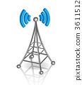无线电波 电力 电 3611512