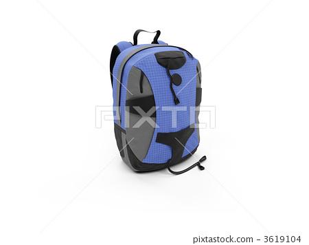 Blue rucksack 3619104