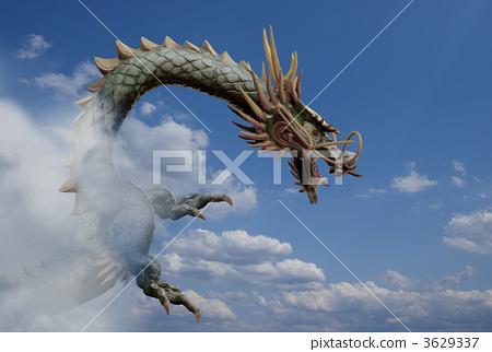 Fly dragon 3629337