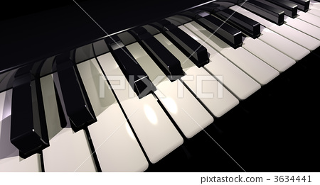 piano keyboard 3634441