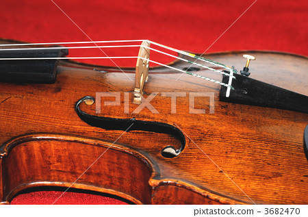 Old Violin 3682470