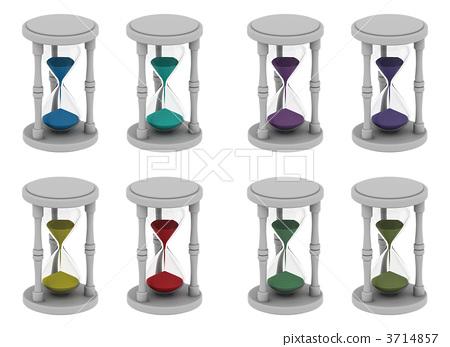 hour glass, hour-glass, hourglass 3714857