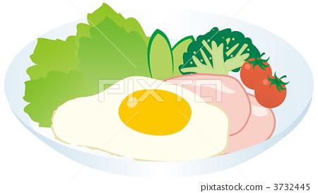 vector, vectors, egg dishes 3732445