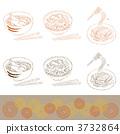 Noodle illustration 3732864