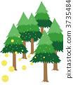 Cedar pollen 3735484
