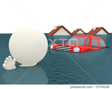 3D flooding 3744208