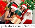 연장자, 크리스마스, 성탄절 3767160