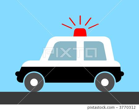 Police car 3770312