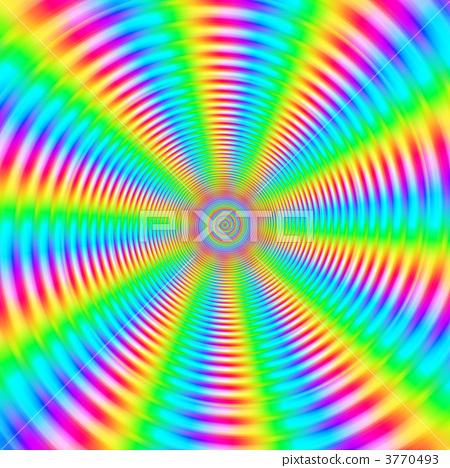 插圖素材: 漩渦 渦 渦流