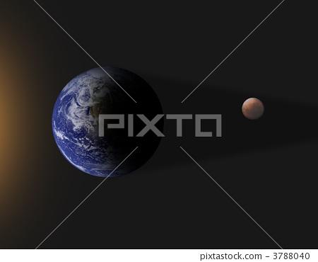 Total lunar eclipse 3788040